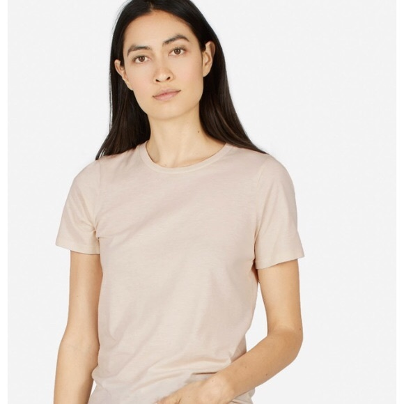 Everlane Tops - Everlane Muted Pink tee t shirt L Large